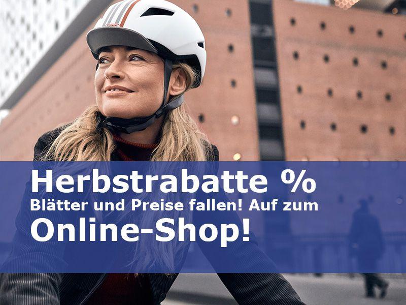 Laufrad Lübeck, Online-Shop